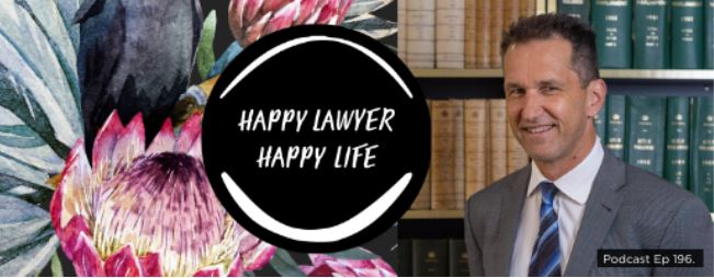 Paul joins Clarissa Rayward about life as a lawyer and how to maintain mental health in a pressure job